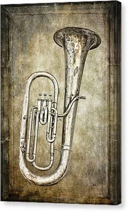 Tubacular Canvas Print by Daniel Hagerman