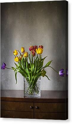 Tulips Canvas Print by Svetlana Sewell