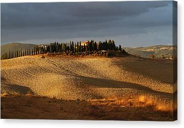 Tuscany Hills Canvas Print by Alex Sukonkin
