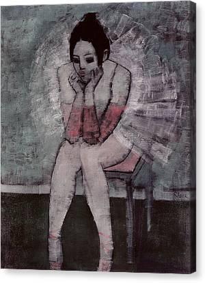 Tutu  Canvas Print by Endre Roder