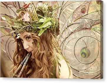 Twig The Fairy  Canvas Print by Juli Scalzi