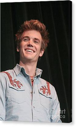 Tyler Hilton Canvas Print by Concert Photos