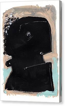 Umbra No. 2 Canvas Print by Mark M  Mellon