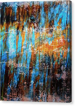Unbreakable Canvas Print by Francine Collier