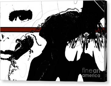 Undercover Canvas Print by Gerlinde Keating - Galleria GK Keating Associates Inc