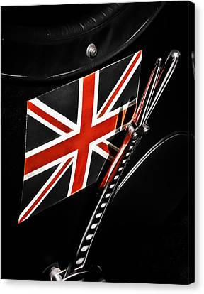 Union Jack Canvas Print by Phil 'motography' Clark