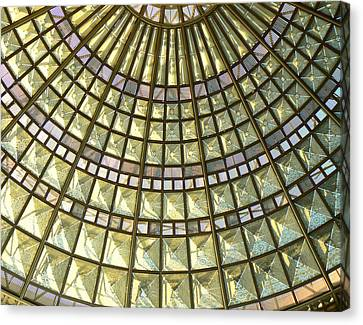 Union Station Skylight Canvas Print by Karyn Robinson