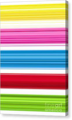 Unity Of Colour 3 Canvas Print by Tim Gainey