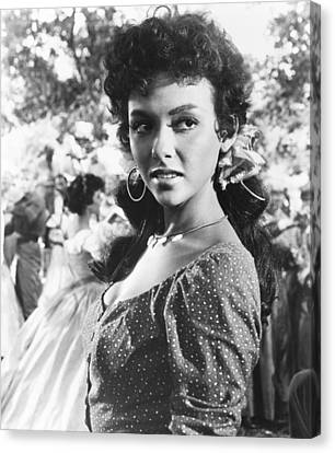 Untamed, Rita Moreno, 1955. Tm & Canvas Print by Everett