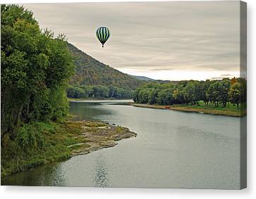 Untethered Canvas Print by Jim Cook