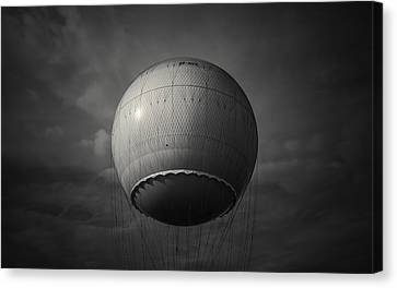 Up Up And Away Canvas Print by Chris Fletcher
