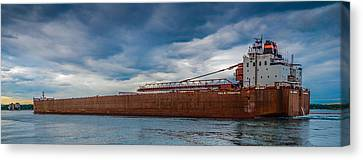Upbound At Mission Point 2 Canvas Print by Gales Of November