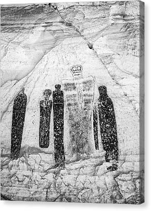 Usa, Utah, Canyonlands National Park Canvas Print by Jaynes Gallery