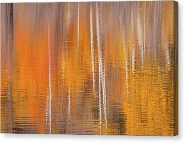 Usa, Washington State, Winthrop Canvas Print by Jaynes Gallery