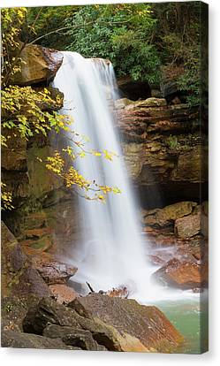 Usa, West Virginia, Canaan Valley Canvas Print by Christopher Reed