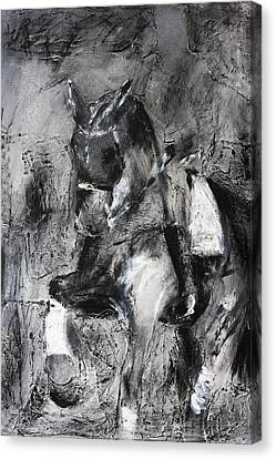 Uthopia Canvas Print by Adrian McMillan