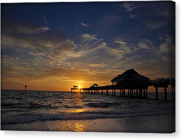 Vacation All I Ever Wanted Canvas Print by Bill Cannon