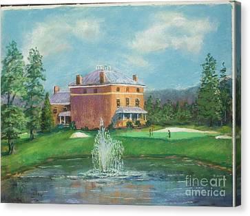 Valley View12 Canvas Print by Bruce Schrader