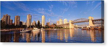 Vancouver, British Columbia, Canada Canvas Print by Panoramic Images