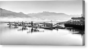 Vancouver Mist Canvas Print by Alexis Birkill