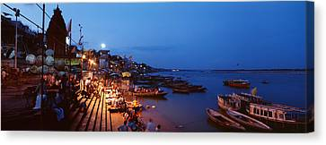 Varanasi, India Canvas Print by Panoramic Images