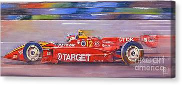 Vasser Canvas Print by Robert Hooper