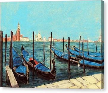 Venice Canvas Print by Anastasiya Malakhova