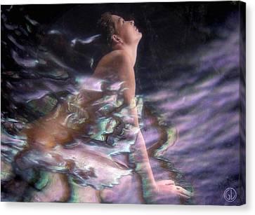 Venus Rising Canvas Print by Gun Legler