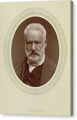 Victor Hugo Canvas Print by British Library