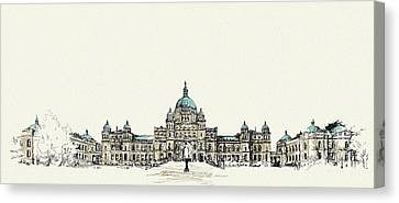 Victoria Art 004 Canvas Print by Catf