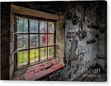 Victorian Decay Canvas Print by Adrian Evans