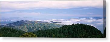 View Of San Francisco From Mt Canvas Print by Panoramic Images