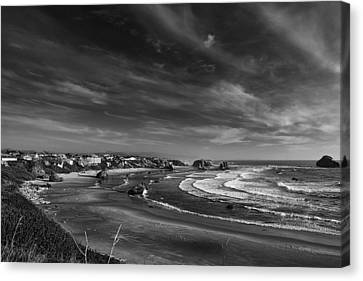 View Over Bandon Canvas Print by Andrew Soundarajan