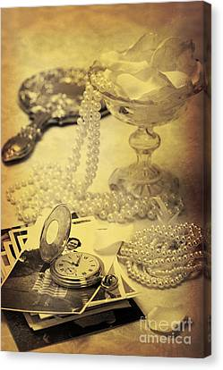 Vintage Photographs Canvas Print by Amanda And Christopher Elwell