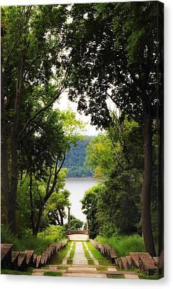 Vista View Canvas Print by Jessica Jenney