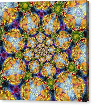 Vitality Canvas Print by Denise Nickey