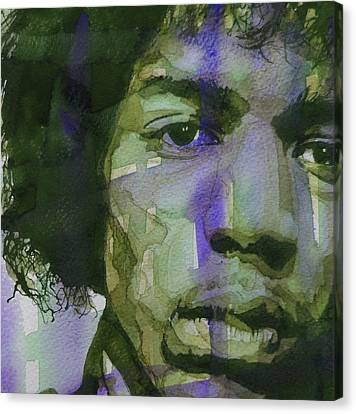 Voodoo Child Canvas Print by Paul Lovering