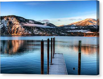 Wapato Point Canvas Print by Spencer McDonald