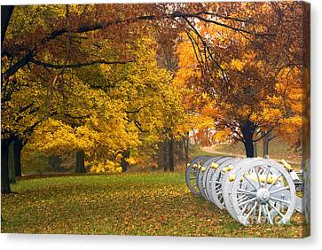 War And Peace Canvas Print by Paul W Faust -  Impressions of Light
