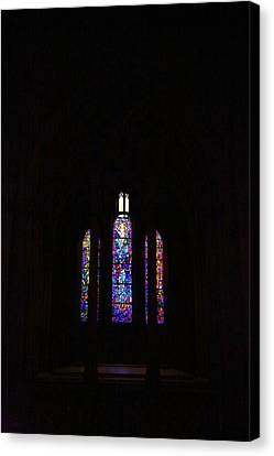 Washington National Cathedral - Washington Dc - 011334 Canvas Print by DC Photographer