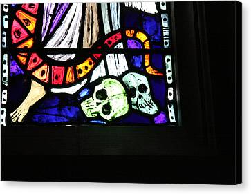 Washington National Cathedral - Washington Dc - 011384 Canvas Print by DC Photographer