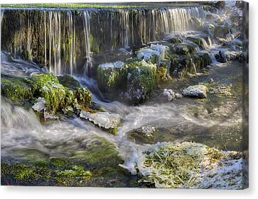Water States Canvas Print by Patrick Jacquet