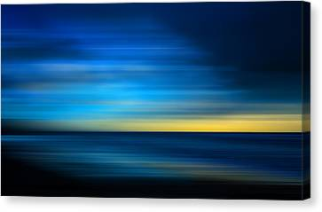 Waterscape Canvas Print by Jb Atelier