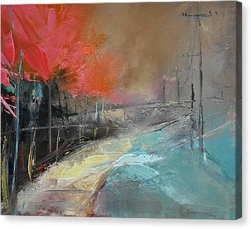 Way Home Ix Canvas Print by David Figielek