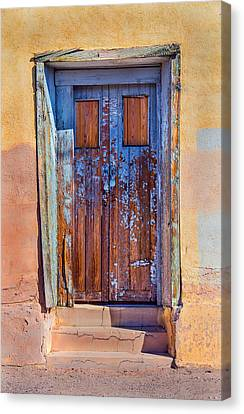 Wear And Tear Canvas Print by Barbara Manis