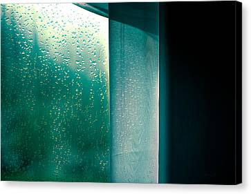 Wednesday In September  Canvas Print by Bob Orsillo