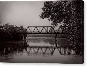 Wednesday Morning Fog Canvas Print by Bob Orsillo
