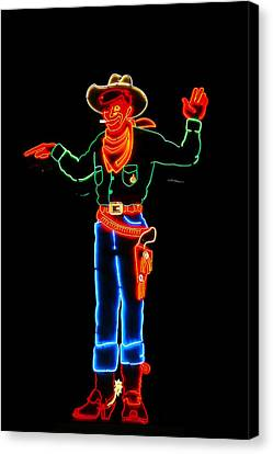 Wendover Willie Canvas Print by Jeff Swan