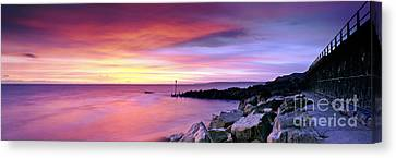 West Bay Canvas Print by Rod McLean