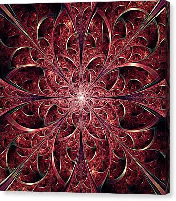 West Gates Canvas Print by Anastasiya Malakhova